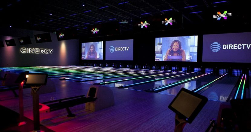 'Cinergy' between Bowling and Theaters creates great success