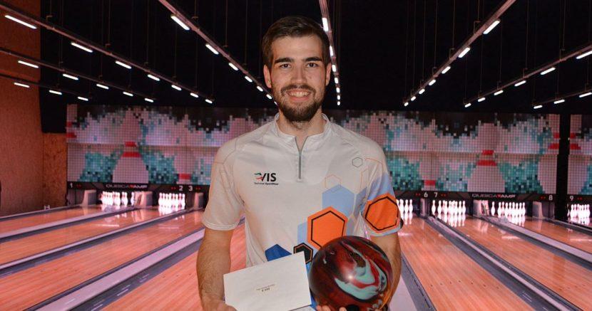 Jeroen van Geel averages over 250 to take the lead in Tilburg, Netherlands