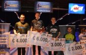 Gaëtan Mouveroux wins first EBT title in Bronzen Schietspoel Tournament