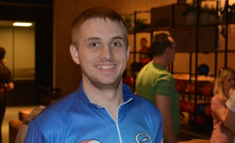 Richie Teece adds his name to the leaderboard in Bronzen Schietspoel