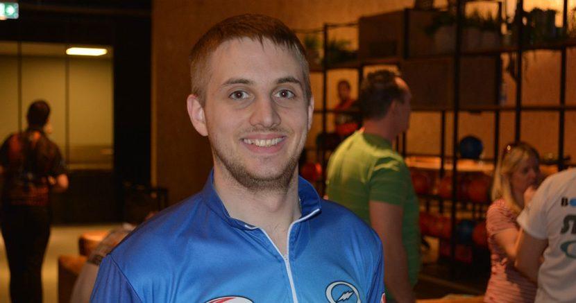 Richie Teece adds his name to the leaderboard in Bronzen Schietspoel