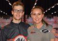 Sweden's Jenny Wegner, Pontus Andersson sweep EBT Masters titles