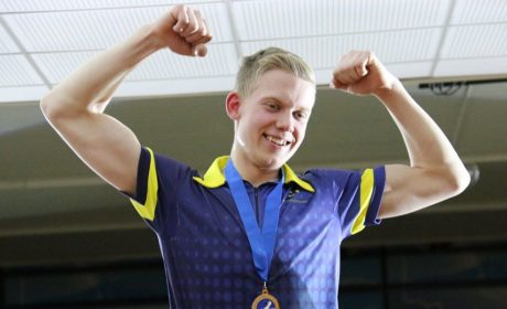 Oskar Wirefeldt, Mika Guldbäk conclude 31st EYC with victory in Masters
