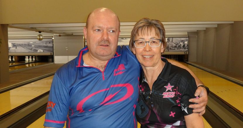 Martina Beckel, Gery Verbruggen capture titles in Euro Bowling Senior Open