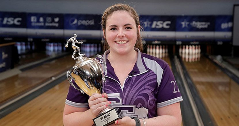 Stephanie Schwartz wins Women's Intercollegiate Singles Championships
