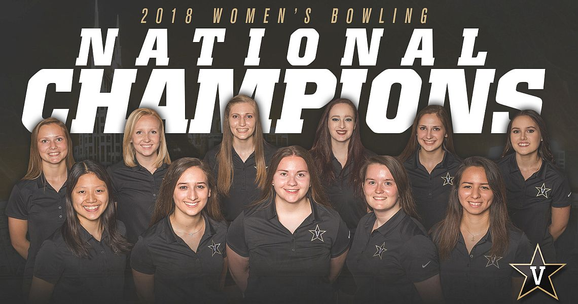 Vanderbilt Commodores claim 2018 NCAA title