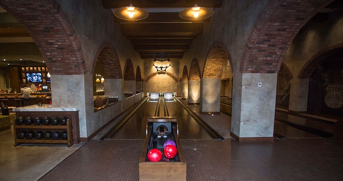 The Omni Louisville Hotel: Proof that bowling pays off for hotels