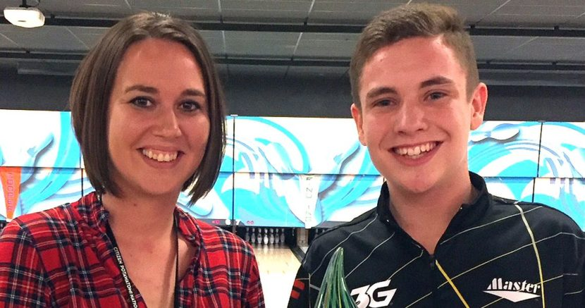 Trey Ford III becomes youngest PBA Regional titlist at age 17