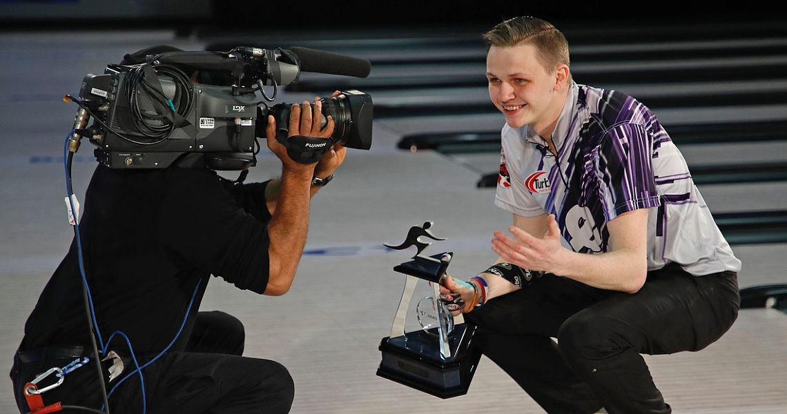 Andrew Anderson wins USBC Masters for first PBA Tour title