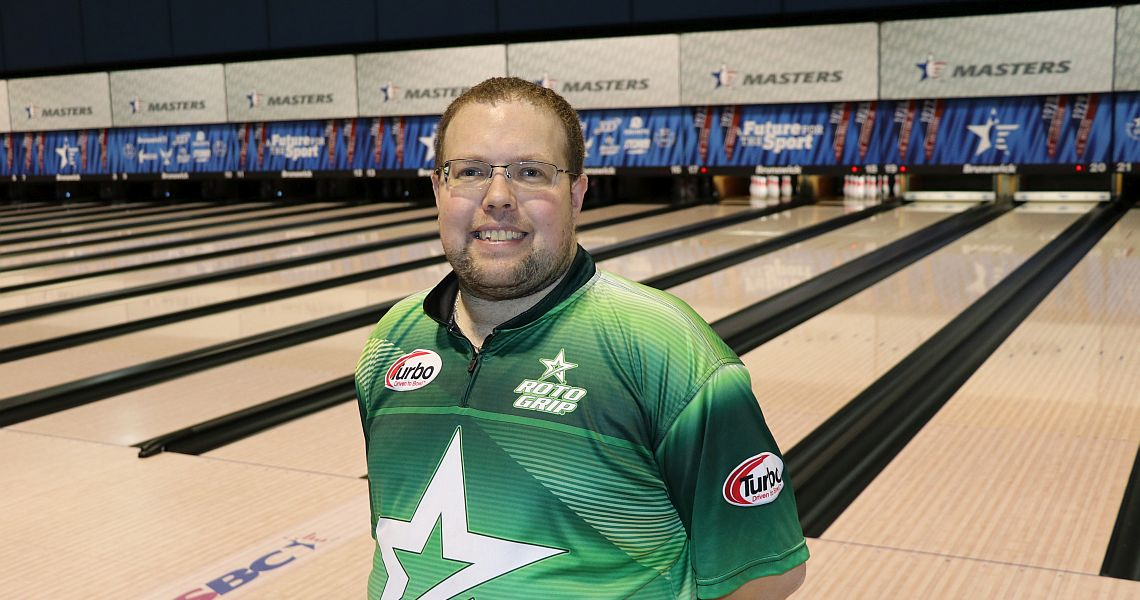 Stuart Williams leads qualifying at 2018 USBC Masters