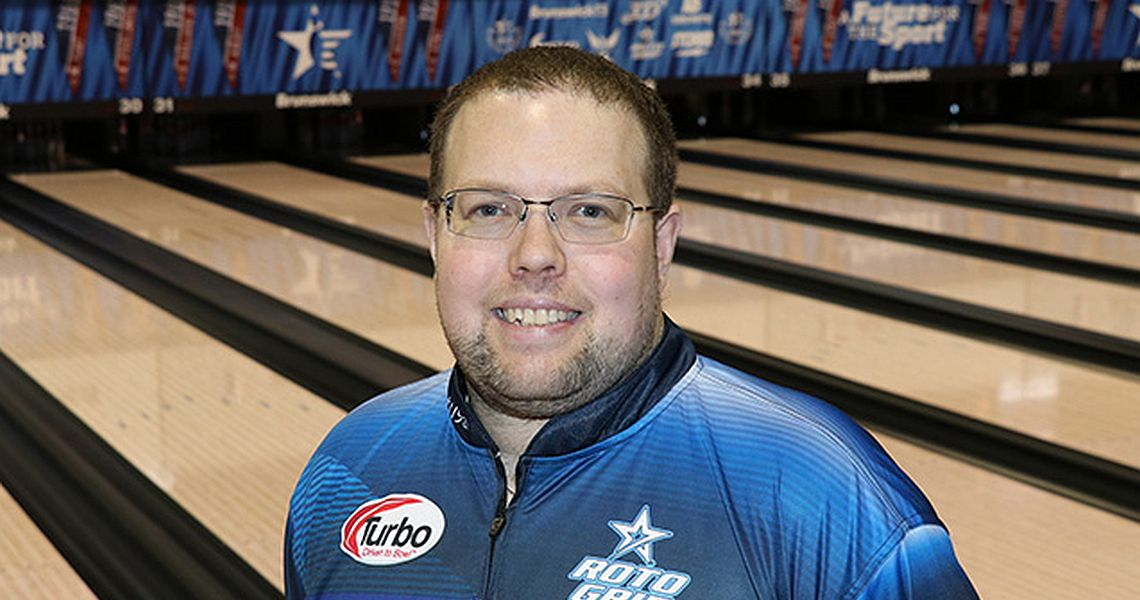 Big day helps Stuart Williams into lead at 2018 USBC Masters