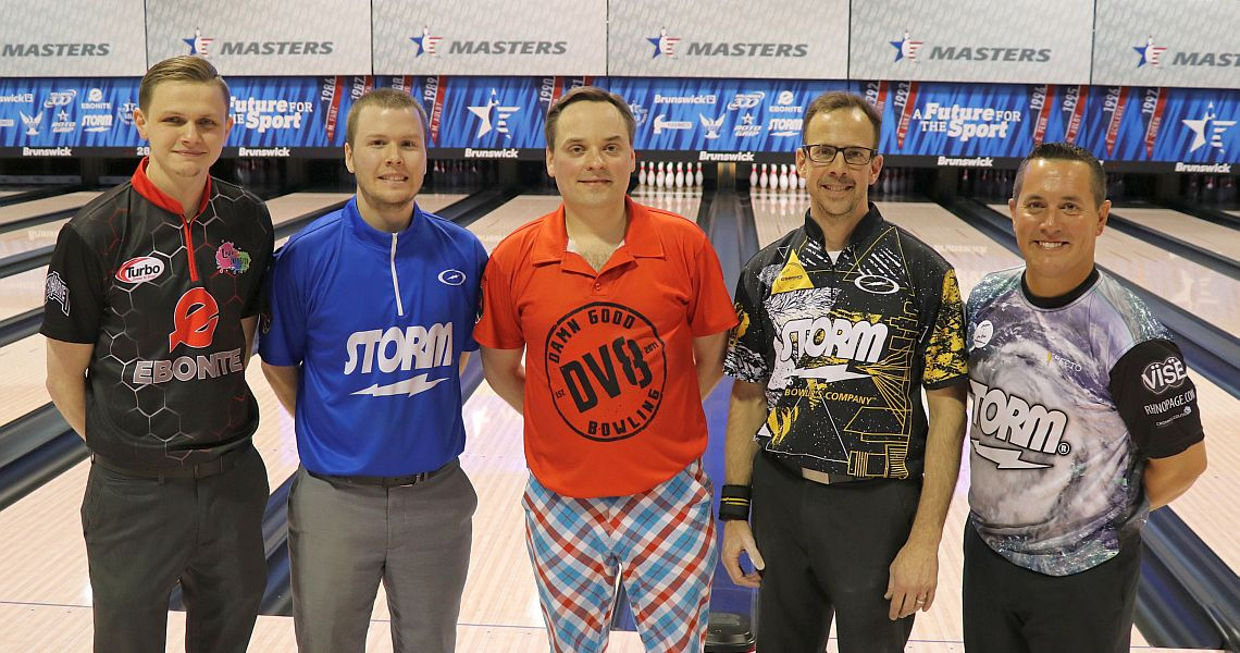 Andrew Anderson earns top seed for finals at 2018 USBC Masters