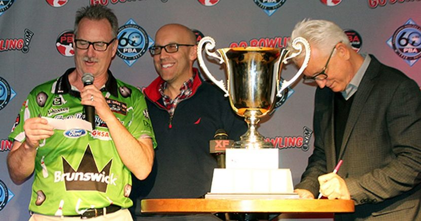 Match Play bracket pairings set for PBA Xtra Frame Maine Shootout