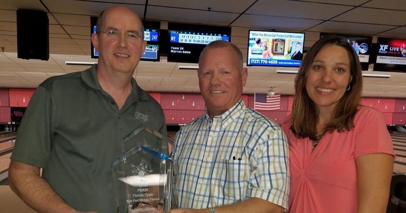 Warren Eales out strikes WRW to win PBA50 Lucas Magazine Classic