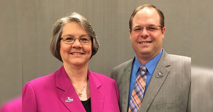 Kielich elected USBC president, Jost selected as vice president