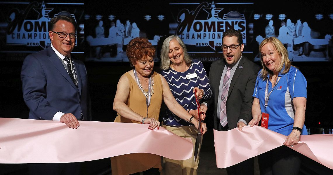 Reno welcomes 2018 USBC Women's Championships