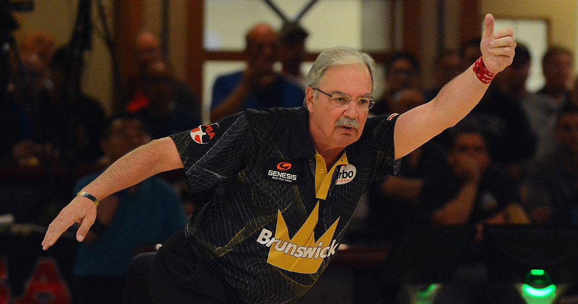 Glenn Smith leads PBA50 Johnny Petraglia BVL Open after first round