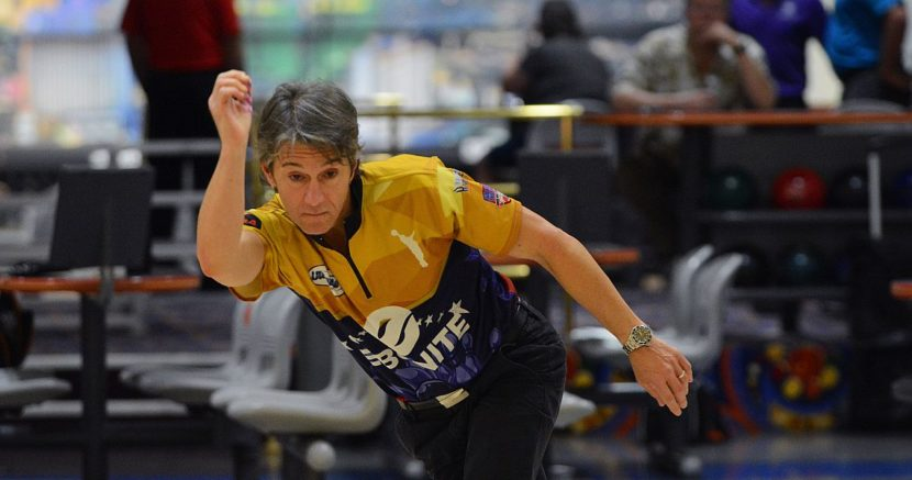 Monacelli takes top qualifier honors in PBA50 Northern California Classic