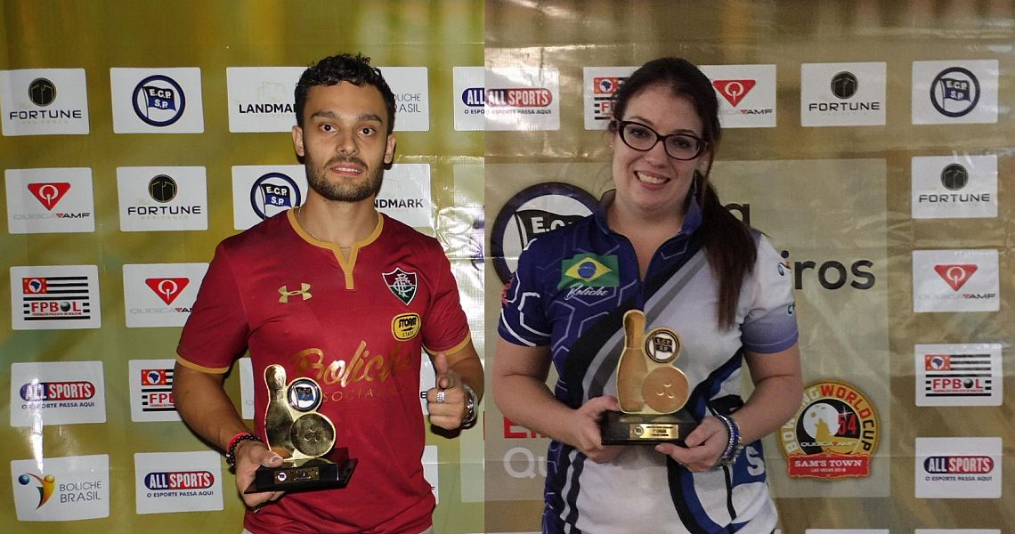 Martins, Suartz to represent Brazil at 2018 QubicaAMF World Cup