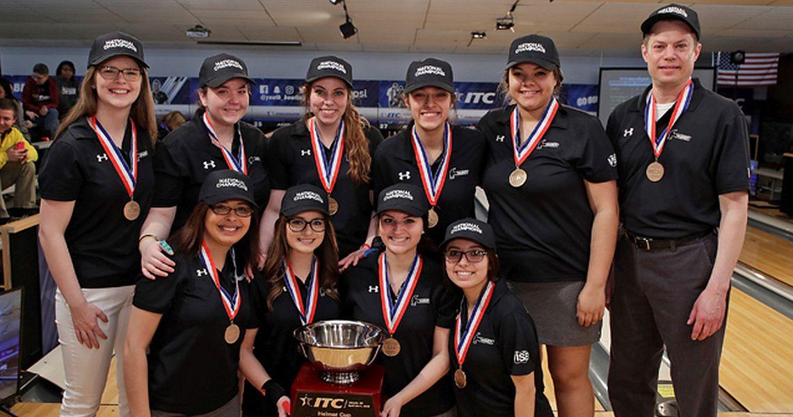 Lindenwood women capture second Intercollegiate Team Championships title