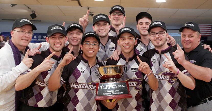 McKendree men's team wins second Intercollegiate Team Championships title