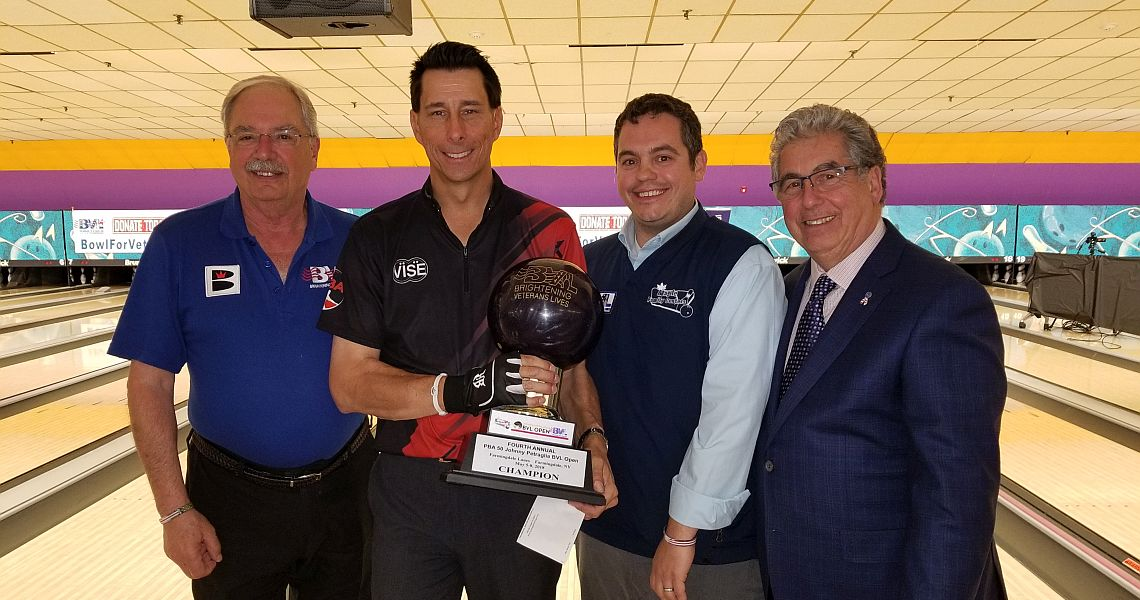 Michael Haugen wins second PBA50 Tour title in Johnny Petraglia BVL Open