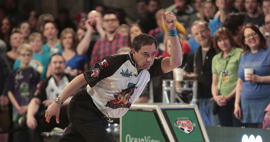 Parker Bohn III tops Qualifying in PBA50 Mooresville Open