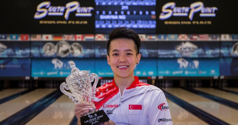Singapore's Shayna Ng wins first career PWBA title at Las Vegas Open