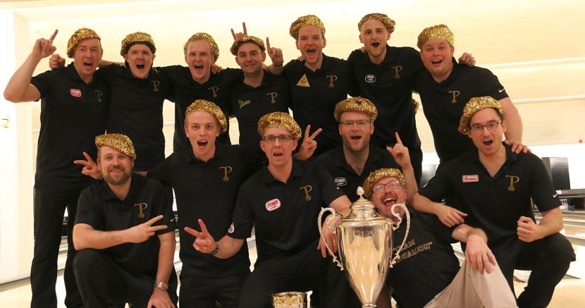 Gothenburg's Team Pergamon, Team X-Calibur sweep Swedish League titles