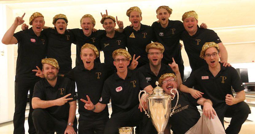 Gothenburg's Team Pergamon, Team X-Calibur sweep Swedish League titles