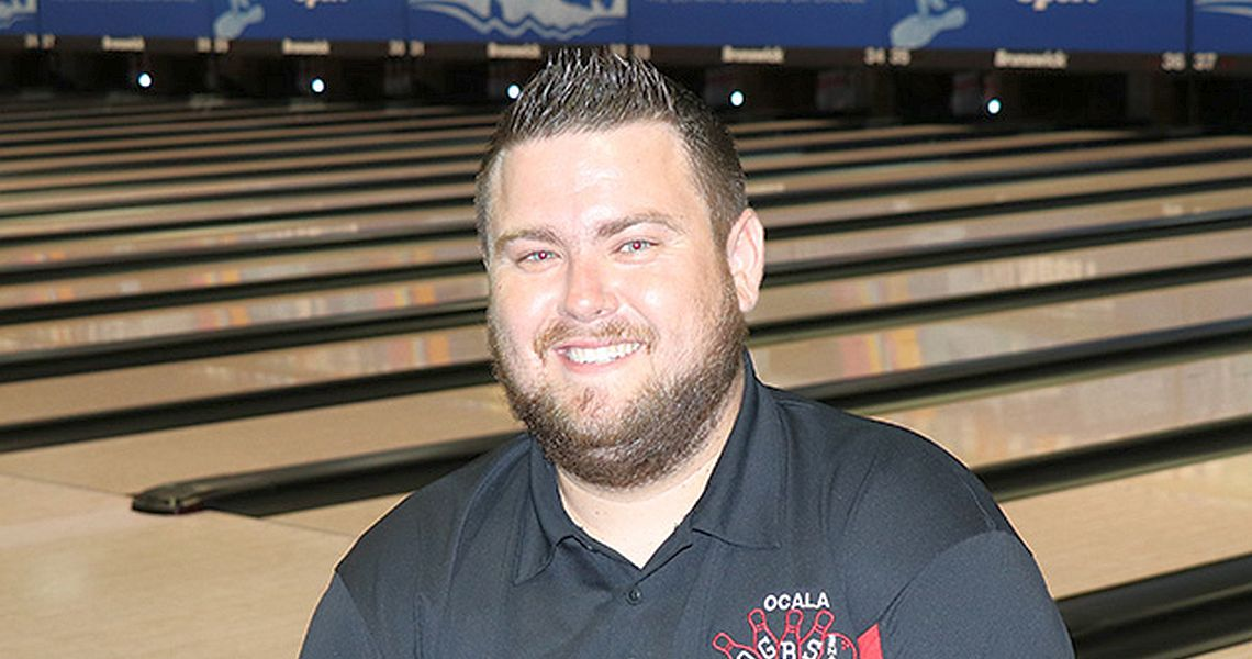 Florida bowler rolls perfect game at USBC Open Championships