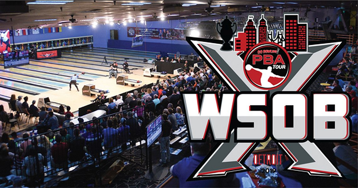 PBA World Series of Bowling X returns to its roots in Detroit