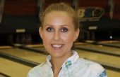 Sweden's Jenny Wegner leads qualifying at 2018 USBC Queens