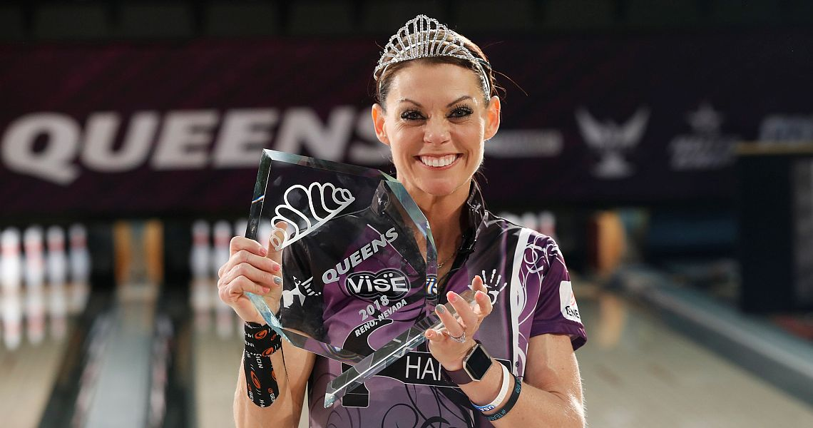 Shannon O'Keefe wins 2018 USBC Queens