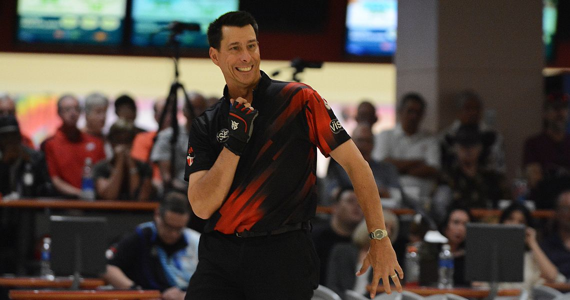 Michael Haugen Jr. locks up PBA50 Player of the Year honors