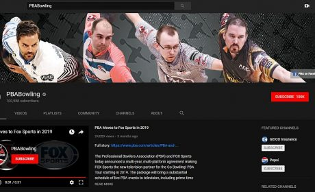 PBA's YouTube channel reaches 100,000 subscriber milestone