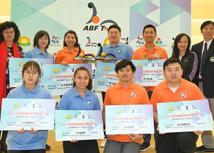 Lee Jung Soo, Nora Lyana Natasia win their first ABF Tour title in Macau