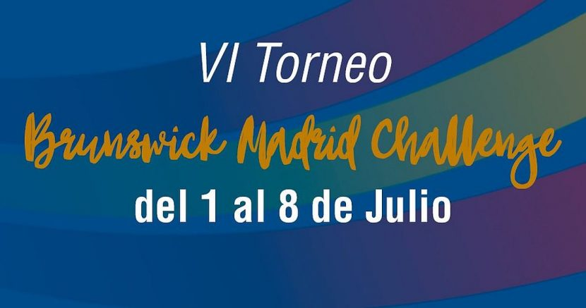 European Bowling Tour commences with 6th Brunswick Madrid Challenge
