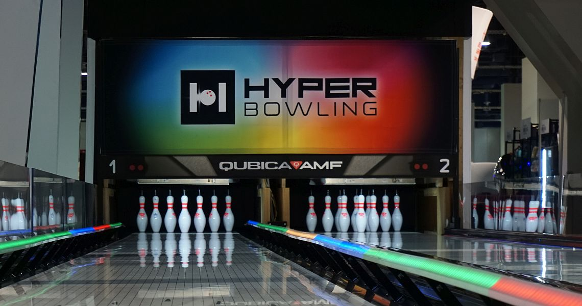 QubicaAMF launches HyperBowling to the Industry at Bowl Expo 2018