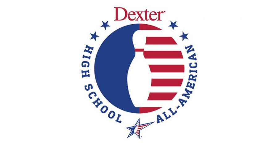 2017-2018 Dexter High School All-American Bowling Team selected