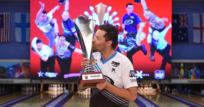 Jason Belmonte wins 2018 PBA Tour Finals in roll-off