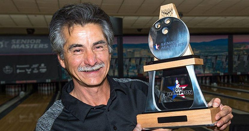 Chris Warren wins 2018 USBC Senior Masters