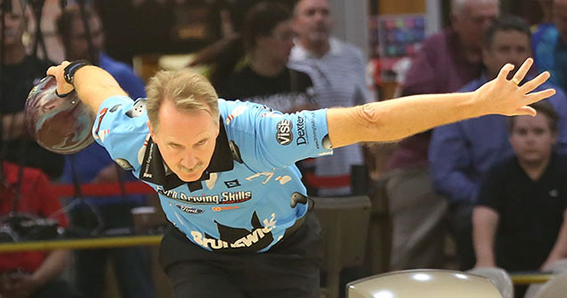 Walter Ray Williams Jr. unbeaten at 2018 USBC Senior Masters