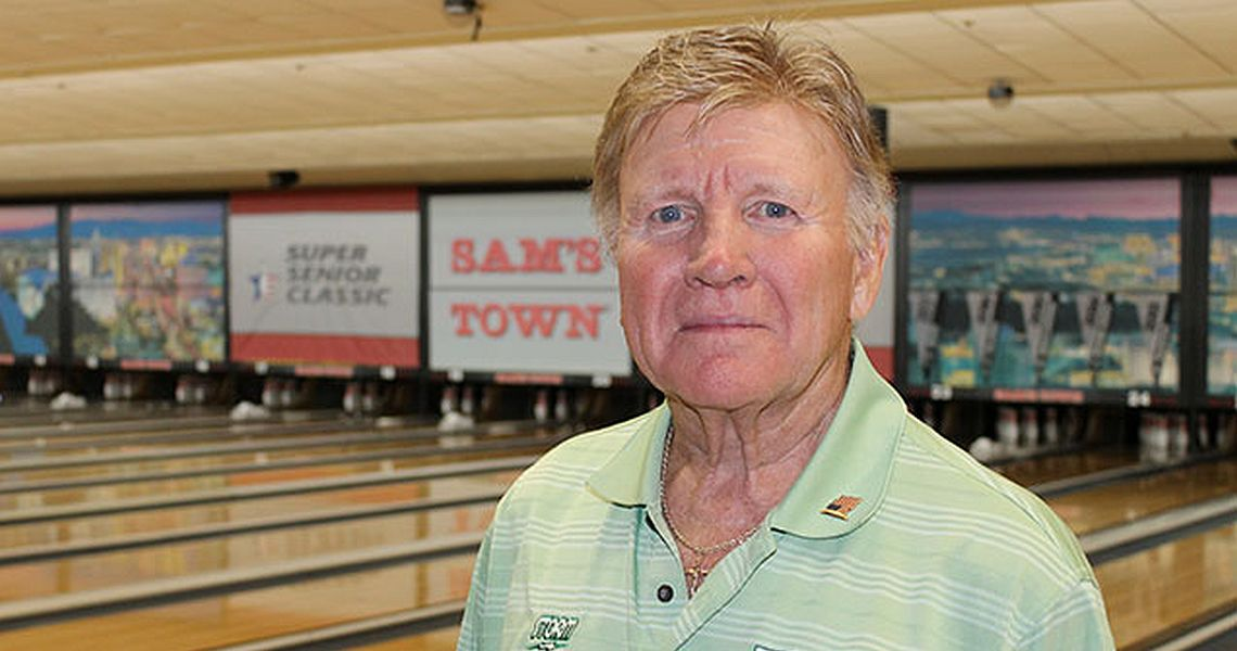 Dick Baker leads after first day at 2018 Super Senior Classic