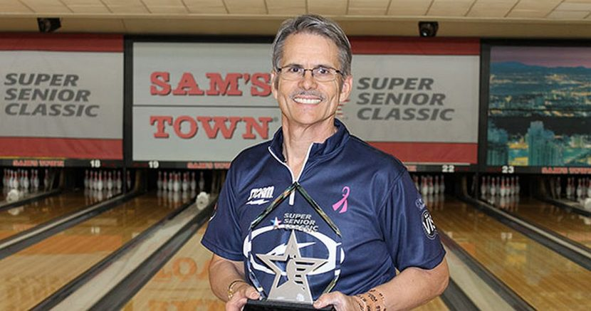 Mike Dias wins his first PBA60 title in 2018 Super Senior Classic