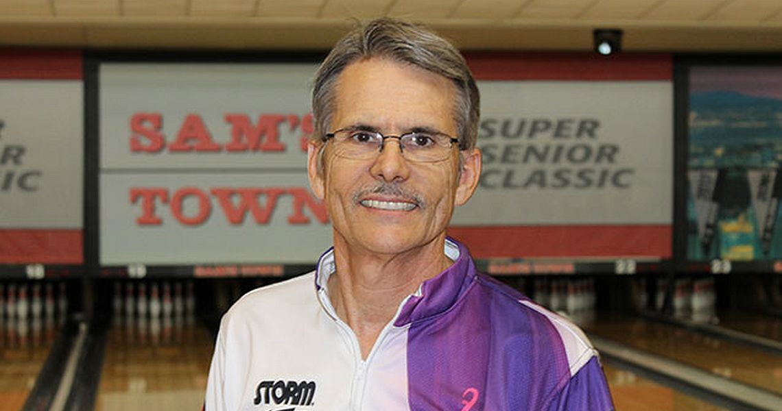 Mike Dias leads qualifying at 2018 Super Senior Classic