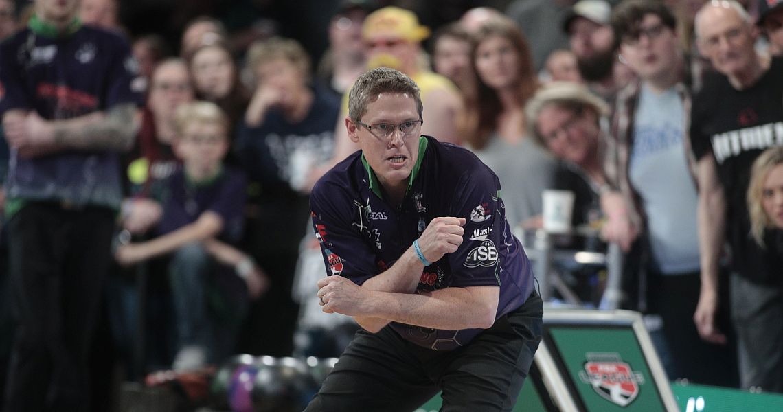 Chris Barnes paces PBA Xtra Frame Lubbock Sports Open qualifying