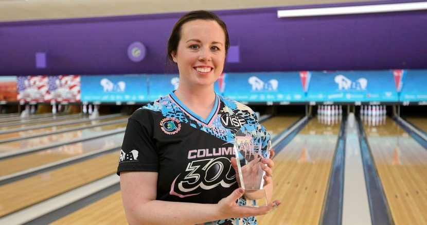 Josie Barnes wins second career title at 2018 PWBA East Hartford Open