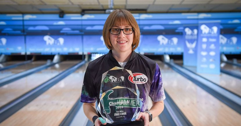 Erin McCarthy wins first career title at PWBA Louisville Open