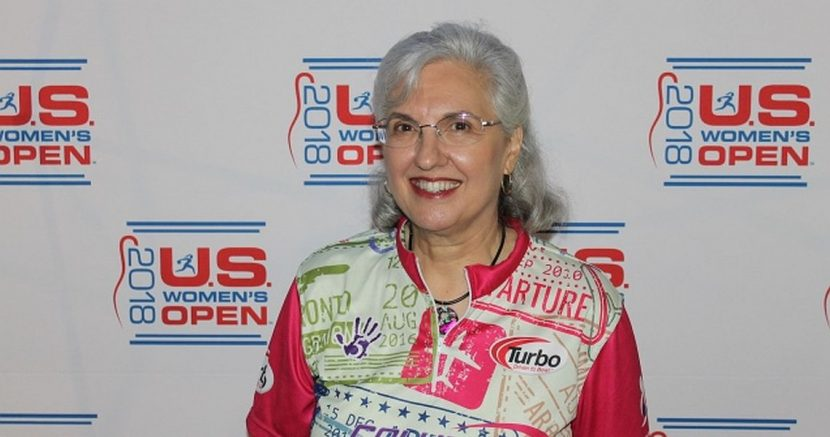 USBC Hall of Famer Lucy Sandelin ready for U.S. Women's Open